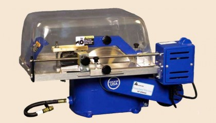 Powerfeed Trim Saw, 10in [254mm]