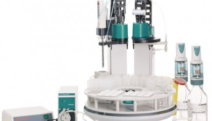 Metrohm Inline Sample Preparation