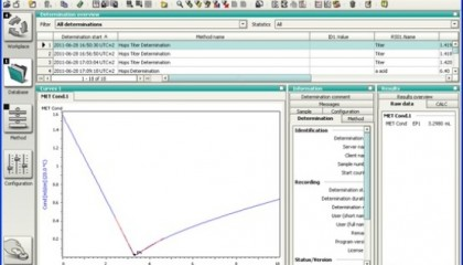 Tiamo Titration Software