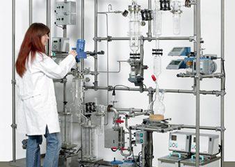 Thinfilm Evaporation Unit DSL 5